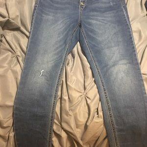 Old Navy Jeans - Old Navy Rockstar Super skinny 12 Tall